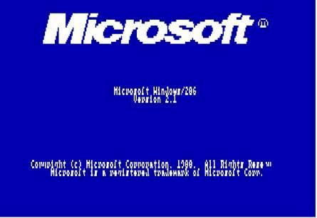 Herzlichen Glückwunsch zum 30. Geburtstag der Microsoft-Betriebssysteme