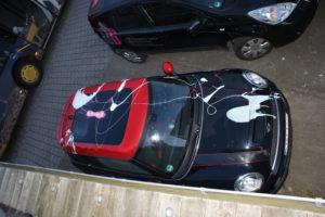 Sachbeschädigung - Vandalismus